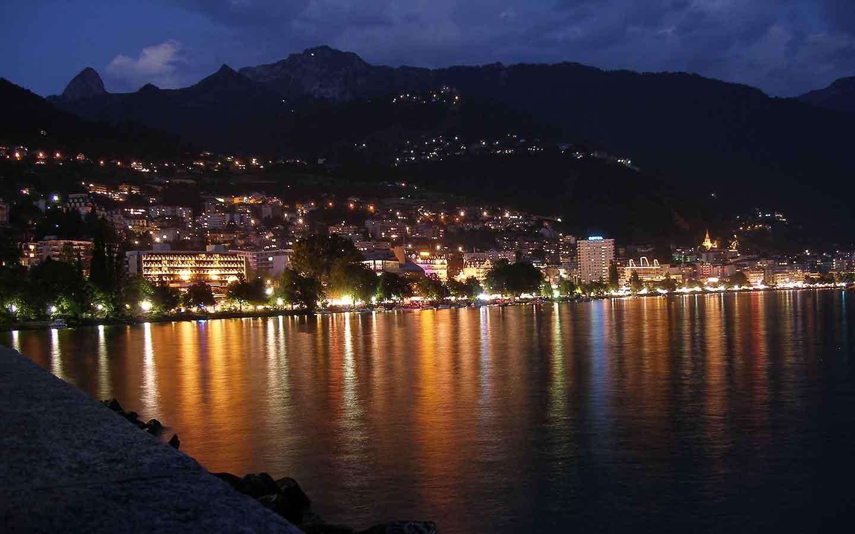 MontreuxBeiNacht